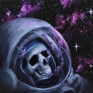 Skull 17 (50Skulls) by crazycolleeny
