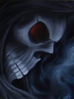 Skull 47 (50Skulls) by crazycolleeny