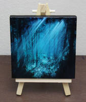Mini Forest #1 by crazycolleeny
