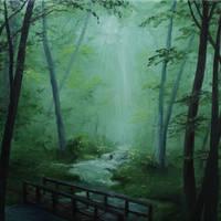 Serenity by crazycolleeny