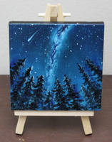 Mini Milky Way by crazycolleeny