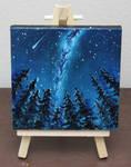Mini Milky Way by crazycolleeny