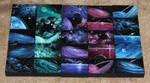 Mini Artomat Spacescapes 1026-1050 by crazycolleeny