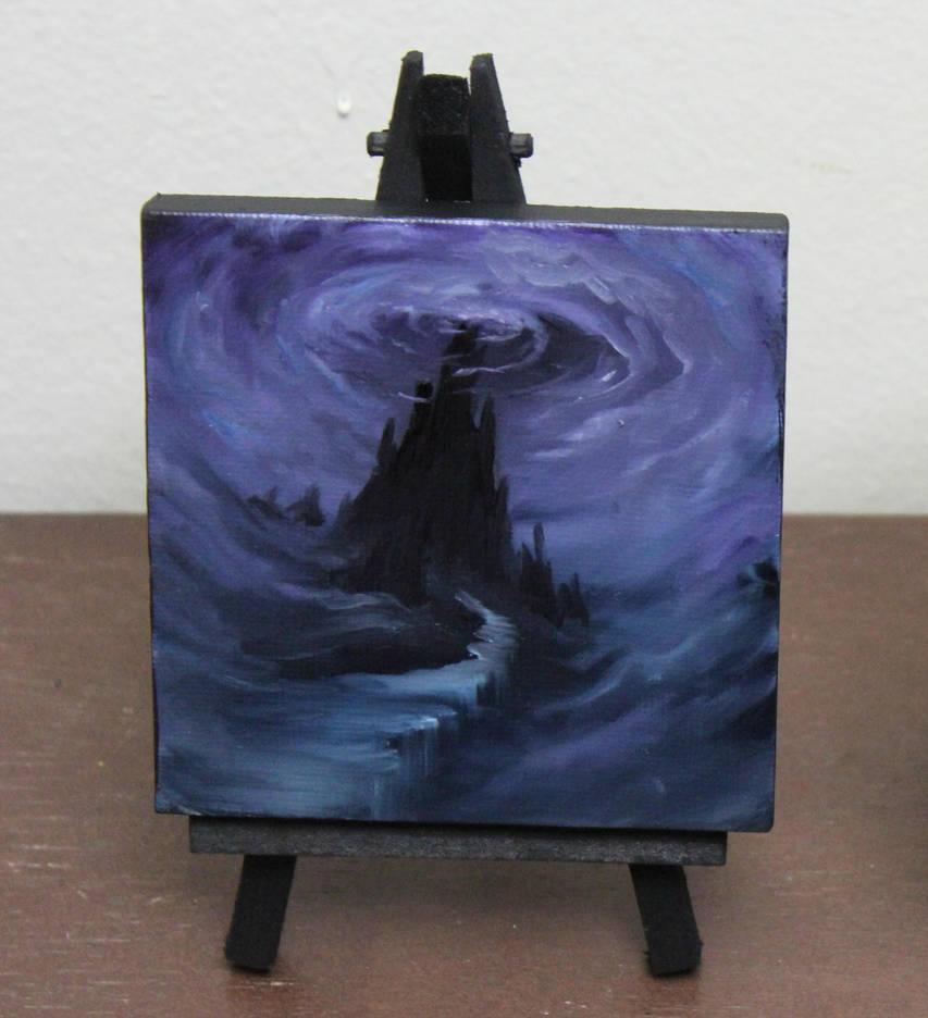 Mini Dark Storm by crazycolleeny