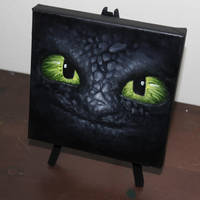 Toothless by crazycolleeny