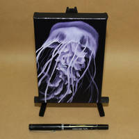 Lavender Jellyfish by crazycolleeny