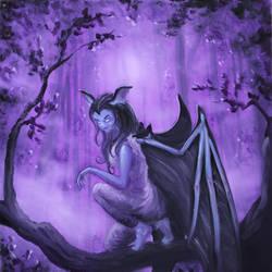 Fairy Bat by crazycolleeny