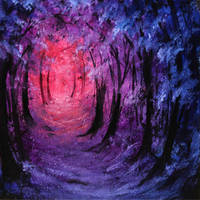 Enchanted Forest by crazycolleeny