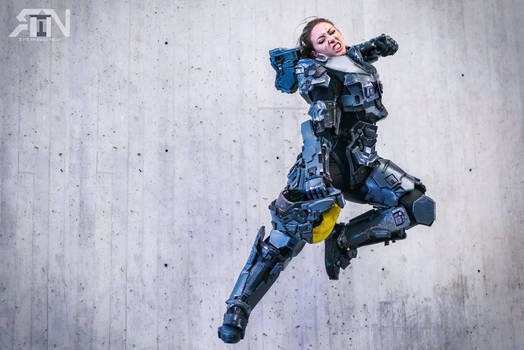 Halo 5 Guardians kelly 087 by Its-Raining-Neon