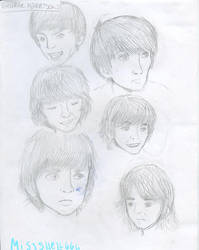 George Sketches by SiXProductions