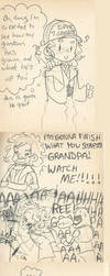 super grandpa by SiXProductions