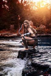 Amazone.. by LeelooKris