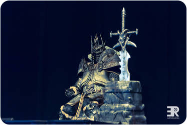 Lich King by LeelooKris