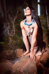 Pocahontas. by LeelooKris