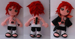 Sasori plush 3 by nitanita