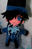 Ciel plush again by nitanita