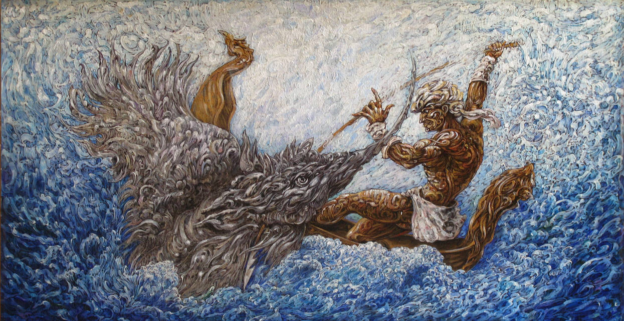 The Monster by Somaritan