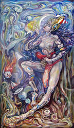 Dakini of Renunciation. by Somaritan