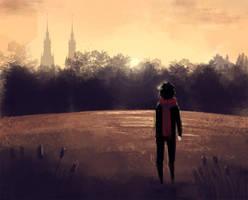 A new dawn by DamaiMikaz