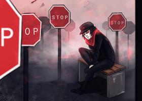 #01 Red [ Sato ] by DamaiMikaz