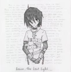 Denial of light by DamaiMikaz