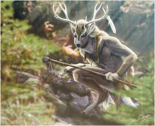 The Deer Hunter by SBGothik