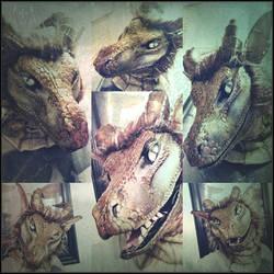 Desdemona The Dragon by SBGothik