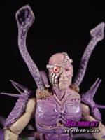 Golobulus - face closeup by starwarsgeekdotnet
