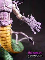 Golobulus - arm hand detail by starwarsgeekdotnet