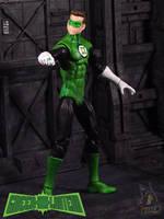 Green Lantern by starwarsgeekdotnet