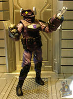 GI Joe/Transformers crossover Shockwave figure by starwarsgeekdotnet