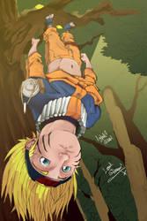 Failed Naruto Attempt by BiggCaZ