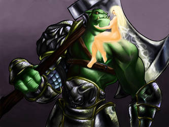 To Charm an Ogre by BiggCaZ