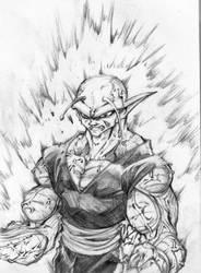 Piccolo by BiggCaZ