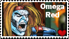 Stamp: Omega Red by Bampire