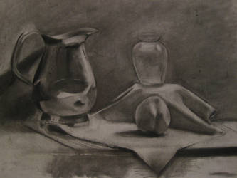 Still Life WiP by Quelaag