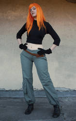 Kim Possible cosplay by Lola22