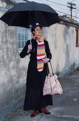Mary Poppins cosplay by Lola22