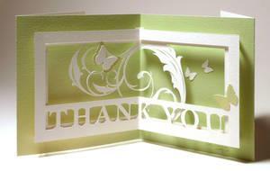 ThankYou :: Butterfly Garden1 by ciomaria
