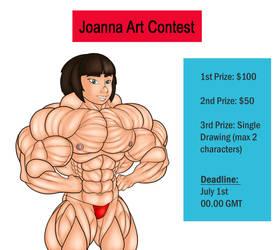 Art Contest- Jo theme by gijohn20