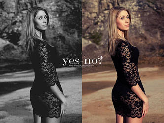Yes or No? by photogenic-art