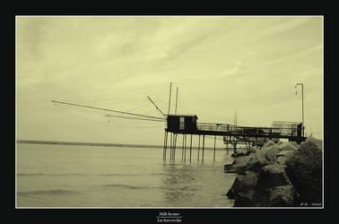 Stilt house - Lu Travocche by sbrimbillina