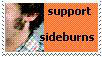 Sideburns stamp by JansonKlivian-4-pres