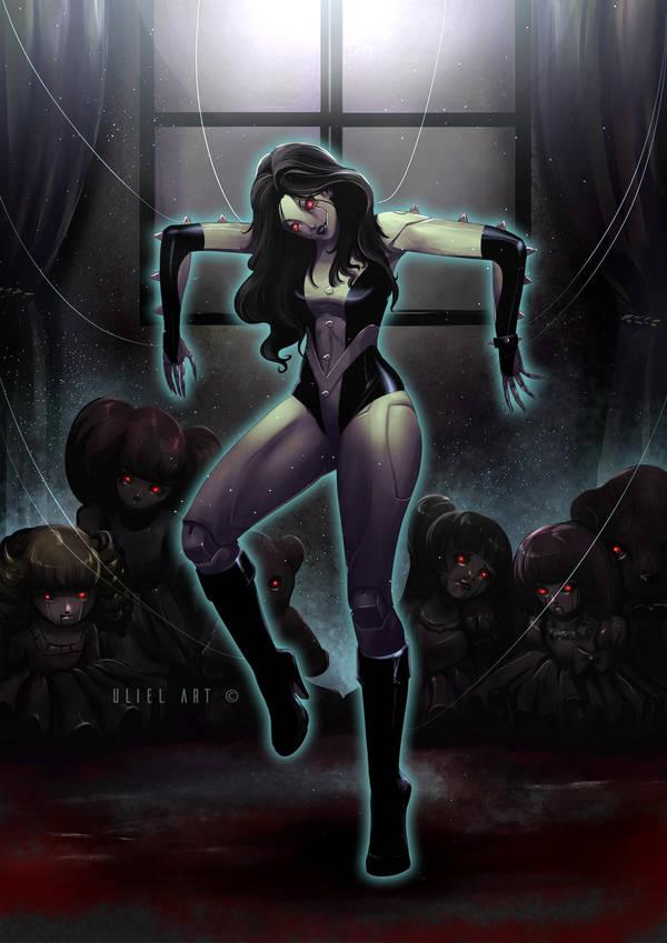 Marionette by UlielArt