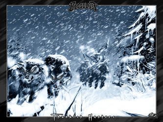 BLOODLUST - Thunkish Hunters 3 by BluntieDK