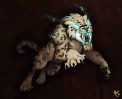 WoW: Kitten by BluntieDK
