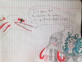 Roommates reaction to Shin-Godzilla by Kaijufan113
