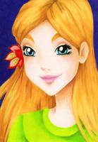 Cornelia Pastel by Eviethelion