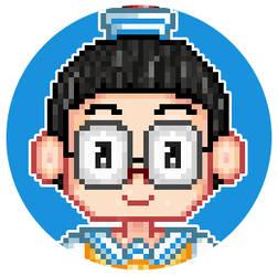 Avatar - Nobita by Pollito-Carmy