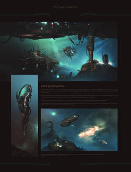 Worldview page preview - Mining Networks by JamesLedgerConcepts
